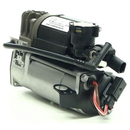 Mercedes air suspension compressor S class W220
